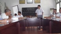 浦城县石陂镇关于做好村卫生所实施国家基本药物制度和药品零差率补助发放工作会议