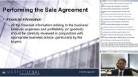 企业买卖业务中的会计师职责