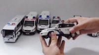 酷卡模型声光警车视频