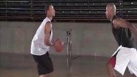 库里篮球教学 - 后撤步急停跳投