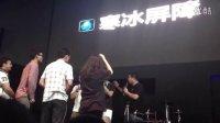 2013ChinaJoy螃蟹莅临CJ暴雪展台现场,点燃全场气氛