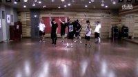 防弹少年团 We Are Bulletproof Pt.2 dance practice