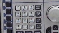 CMW500前面板介绍