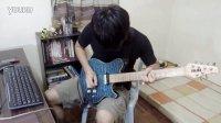Sterling AX3 吉他翻弹 梦剧院 solo