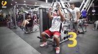 微教练训练视频,宁波张迪的肩部训练 3