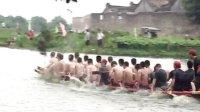溪边乡二〇一三年龙舟赛实况之三