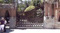 巴塞罗那风景 奎尔别墅  高迪 建筑-PABELLONES GUELL亭子、楼阁