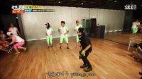running man BIGBANG太阳 Dance CUT