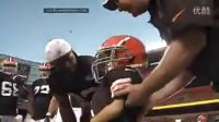 Cancer Survivor Scores TD At Browns Practice - ESPN Video -