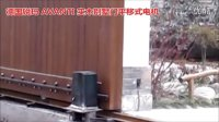 实木庭院门平移式电机_德国锐玛AAVAQ豪华型: D5