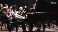 2013年7月王铸参加意大利佩鲁贾音乐节演出