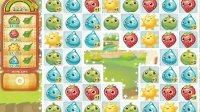 【雪妍出品】国外小游戏英雄农场Farm Hero Saga外国玩家新榜推荐
