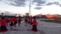内蒙古好日沁姐妹广场舞舞蹈队