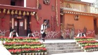 云南民族村彝族歌舞表演