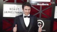 James Franco arrives at his Comedy Central Roast in Culver C