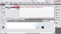 FLASH CS5视频教程832 制作电影播放器4