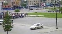 俄罗斯群殴现场视频