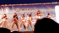 北京语言大学军训街舞队