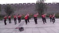 山海关华之灵广场舞心中的歌献给金珠玛