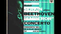 Beethoven Piano Concerto No. 5 Op. 73 Serkin (hd)