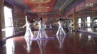 瑜伽舞《月光浴》排练视频