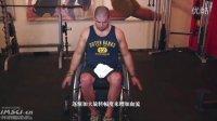 轮椅健身一:手臂热身运动
