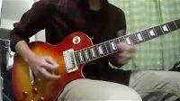 日本的宅都是怪物吗?  动漫歌曲电吉他超强串烧