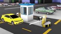 停车场系统和车位引导系统效果视频