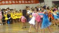 马鞍山第六届国标舞公开赛12岁以下A组马鞍山龙影舞蹈艺术培训机构代表队