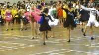 马鞍山第六届国标舞公开赛12岁以下A组 马鞍山龙影舞蹈艺术培训机构代表队