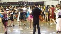 马鞍山第六届国标舞公开赛12岁以下A组 马鞍山龙影炫舞拉丁代表队