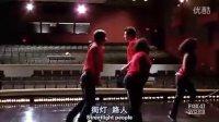 欢乐合唱团 第一季 第一集 结束舞曲 Glee S01E01 ending theme
