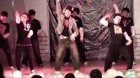 沈阳建筑大学BUG街舞社团2011专场演出——hiphop feeling now