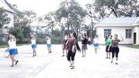 小红的舞广场舞 吉祥香巴拉 最新78步广场舞教学 原创