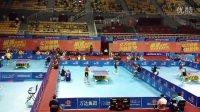 20130902全运会乒乓球团体预赛_张继科(山东)vs王皓(解放军)2