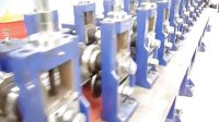 Door frame roll forming line--Domestic client factory made