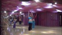 太原关芳肚皮舞--2012高级会员班舞蹈《你偷了我的心》
