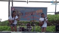 Ukulele Picnic 2013 - Honoka and Azita