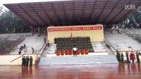 2013吉林大学通信工程学院军训大合唱