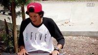 How To Switch Kickflip, Nick Tucker, Alli Sports Skateboard