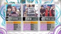 [LIVE]130907.音乐中心.EXO 一位受赏