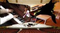 蠍火 钢琴电子管风琴合奏