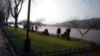 杭州西湖的冬