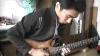 天空之城电吉他视频