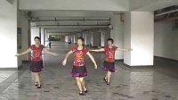 广州新盛广场舞:漂亮姑娘就要嫁人了