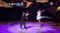 【LHY&FLY字幕】130907 Dancing9 E08 Yuri and Hyoyeon 完整CUT