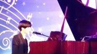 【百度鲁敏宇吧】13.09.06 鲁敏宇參加金浦new高丽医院慈善音樂會 first snow