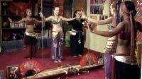 肚皮舞入门教学视频 肚皮舞教学视频 Ansuya肚皮舞教学视频02