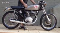 [Youtube] Honda CB125 Cafe Racer Sweet Note