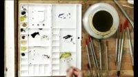 水彩画教学